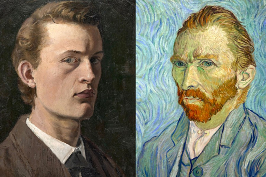 Munch and Van Gogh