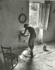 Willy Ronis, 'Le nu provencal gordes' 1949