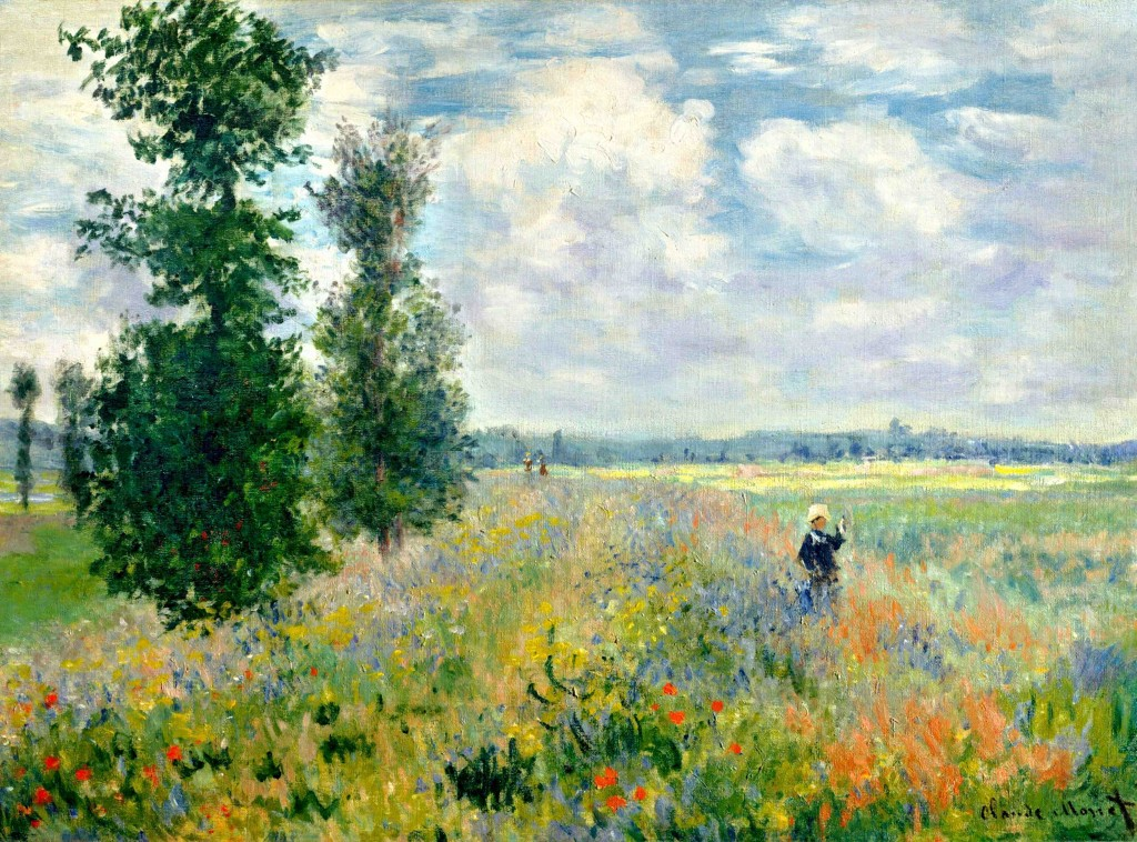 Monet-poppy-field-argenteuil