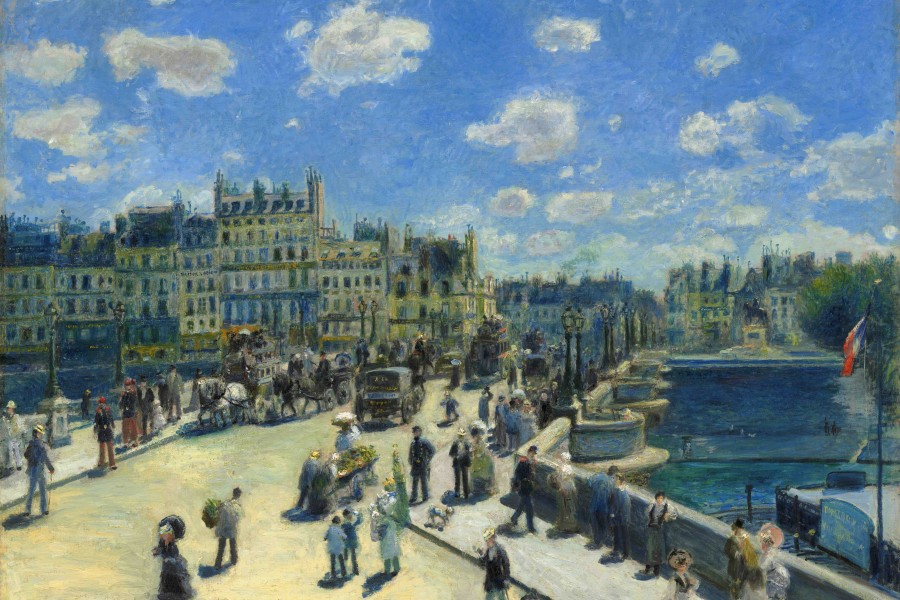 low-Auguste_Renoir_-_Pont_Neuf,_Paris_-_Google_Art_Project