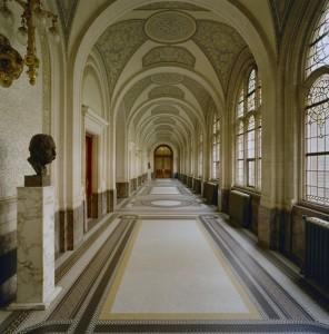 Vredespaleis. Dukker, G.J. 1993. Rijksdienst voor het Cultureel Erfgoed. CC BY-SA
